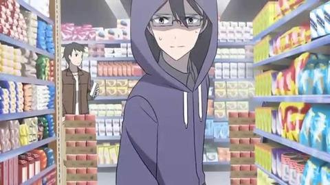 (ヽ´ん`)カローラ2に乗って買い物に出かけたら財布ないのに気づいて~♪