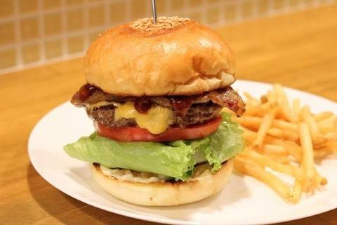 【画像】最近アメリカで流行ってるハンバーガーが美味しそう
