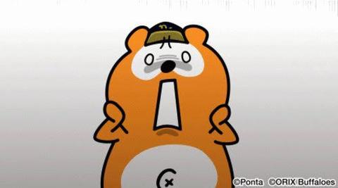 バファローズポンタ「か、開幕戦は激しくしないで!」西村監督「うるさいですね……」