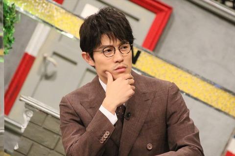 鈴木亮平(186cm、演技上手い、どんな役でも出来る、マッチョ、イケメン、頭良い、ファンサ神)