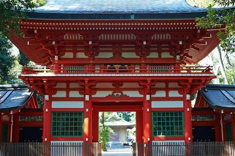 日本の寺社で打線組んだwwwww