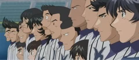 茂野、佐藤、眉村を生んだ海堂とかいう野球強豪校