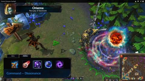 Cosmic Orianna (w)small