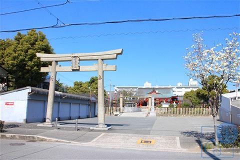 中島惣社-大阪 : 旅を探しに。週...