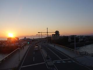 大晦日夕陽02