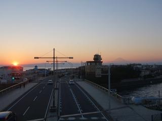 大晦日夕陽07