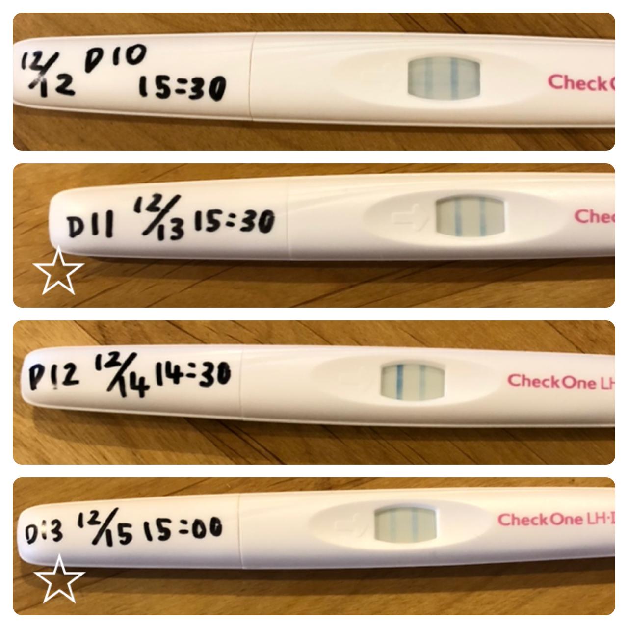 排卵検査薬 妊娠したとき ドゥーテスト
