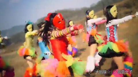 「大冒険☆」仮面女子:アリス十番×スチームガールズ×アーマーガールズ