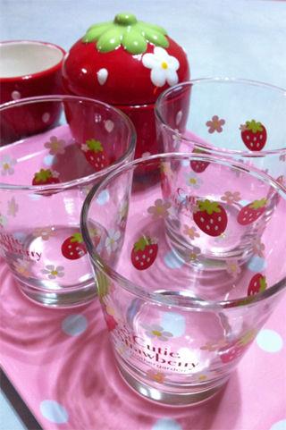 野苺グラス
