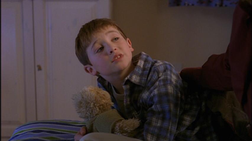 この子がケビン。カルキンと全然イメージ違うのよ。