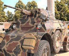 模型ブログ・WW2・イタリア軍・AB43