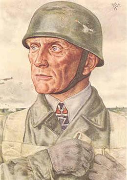 ドイツ軍 降下猟兵