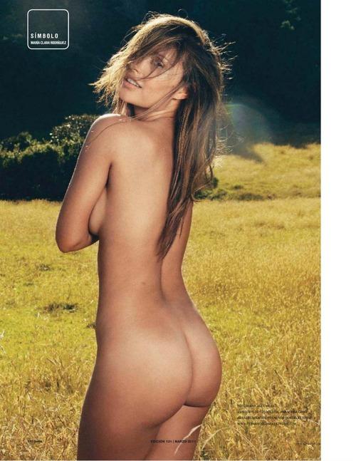 Maria Clara Rodriguez Topless - SOHO 06