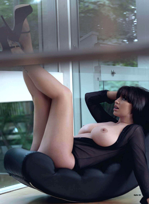 Sophie Howard - Topless - Nuts  October 2011 (3)