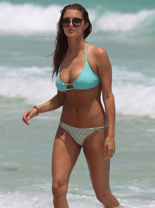 ALYSSA-ARCE-in-Bikini-on-the-Beach-in-Miami-4