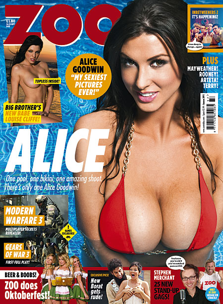 Alice Goodwin - Zoo September 2011