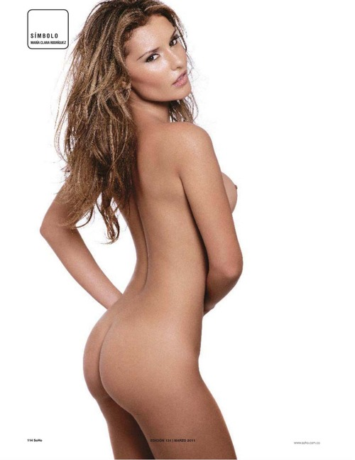 Maria Clara Rodriguez Topless - SOHO 05