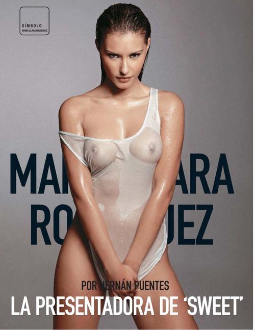 Maria Clara Rodriguez Topless - SOHO