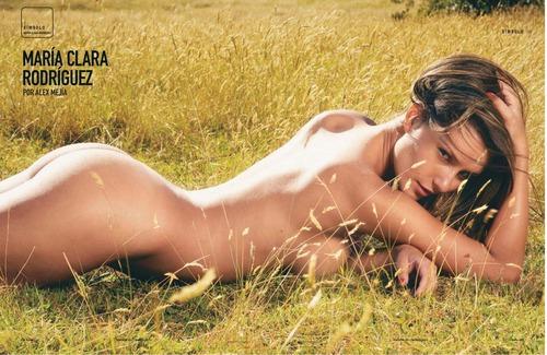 Maria Clara Rodriguez Topless - SOHO 07