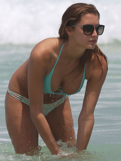 ALYSSA-ARCE-in-Bikini-on-the-Beach-in-Miami-6