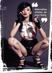 Vikki Blows - Feature Girl (UK) September 2010 06