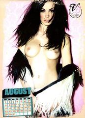 Vikki Blows Official 2011 Nude Calendar 09
