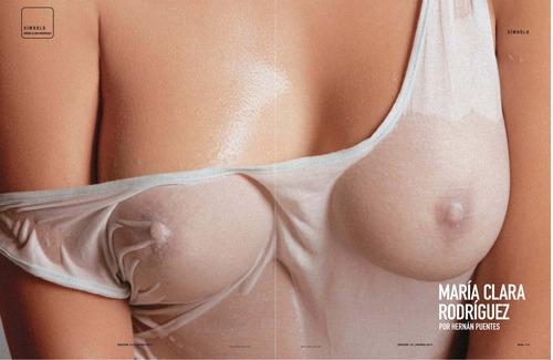 Maria Clara Rodriguez Topless - SOHO 03