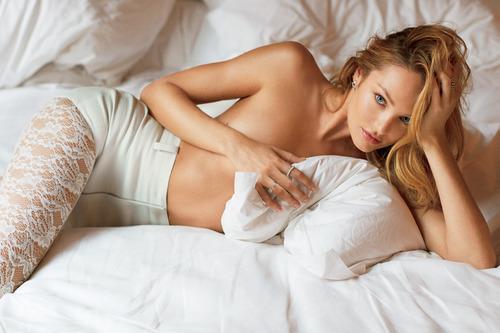 Candice Swanepoel - Sebastian Faena Photoshoot