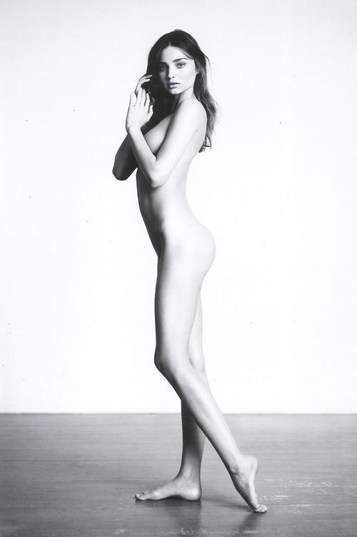 Miranda Kerr - Nude in Industrie Magazine (1)