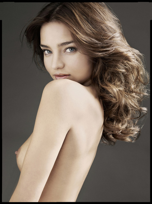 Miranda Kerr - Seth Sabal Photoshoot Nip