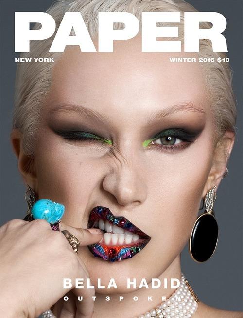 Bella Hadid -  Paper Mag (9)