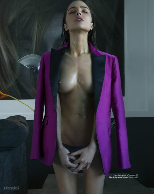Olivia Culpo Treats Magazine010