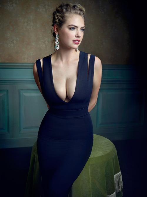 Kate Upton Vanity Fair Party 12