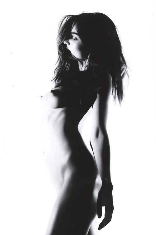 Miranda Kerr - Nude in Industrie Magazine (2)