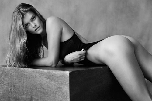 Nina Agdal Jonas Bresnan Photoshoot