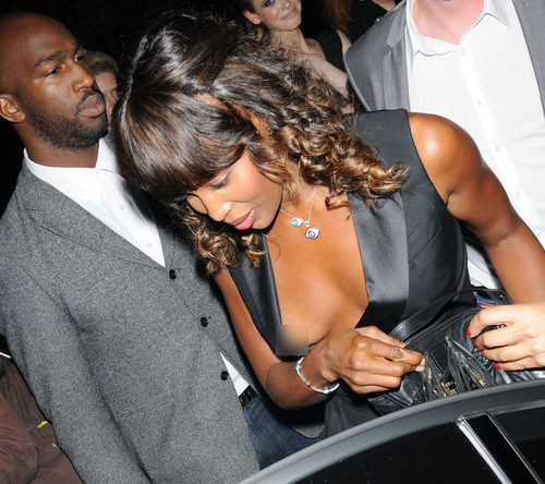 Naomi Campbell - Toni & Guy Hair Fashion Show SS12 (8)
