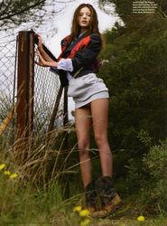Miranda Kerr I-D Magazine Summer 2010 9