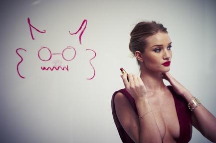 Rosie Huntington-Whiteley GQ Outtakes (15)