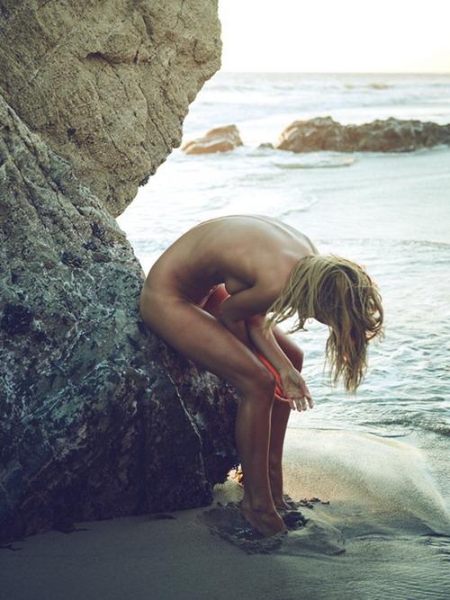 Marisa Papen - Nude photoshoot by Stefan Rappo (5)