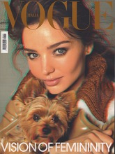 Miranda Kerr Topless and Bare Ass for Vogue Italia 01