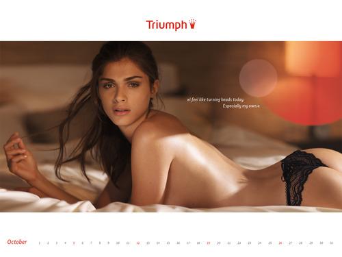Elisa Sednaoui _calendar_october