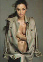 Miranda Kerr Topless and Bare Ass for Vogue Italia 03