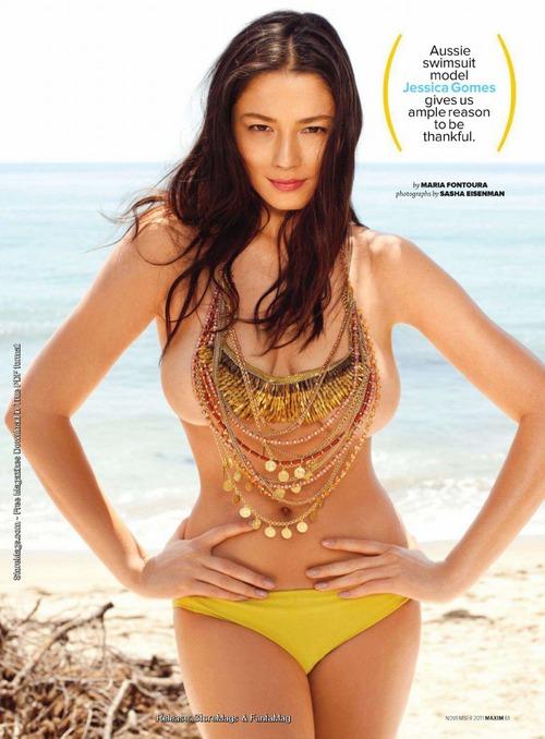 Jessica Gomes - Maxim (3)
