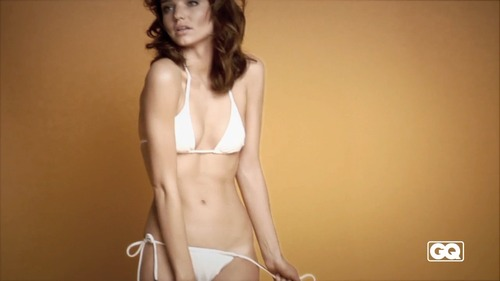 Miranda Kerr - bikini & undies GQ Photoshoot (1)