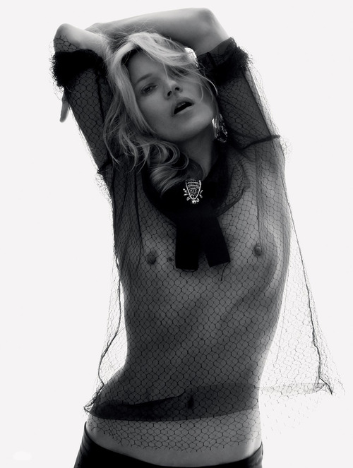 Kate Moss - David Sims for Love #14 Fall Winter 2015 2016