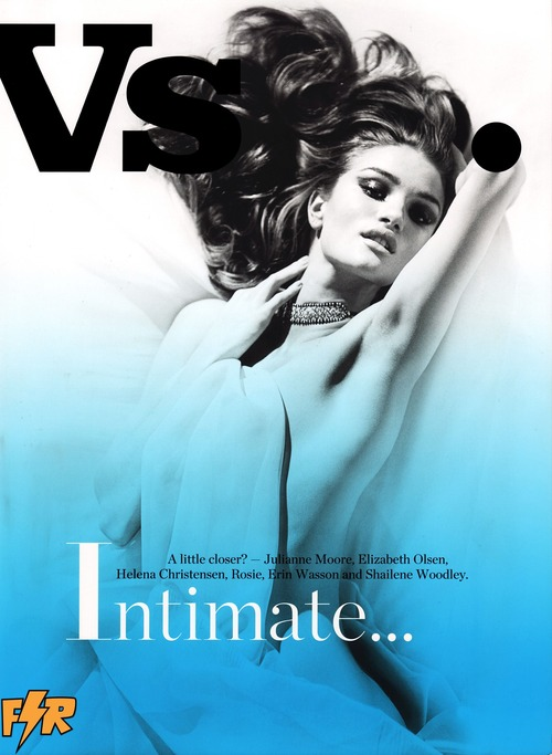 Rosie Huntington-Whiteley - Versus Magazine ss2012 (1)