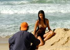 Adriana Lima - Pirelli 2005 Calendar Shoot 06