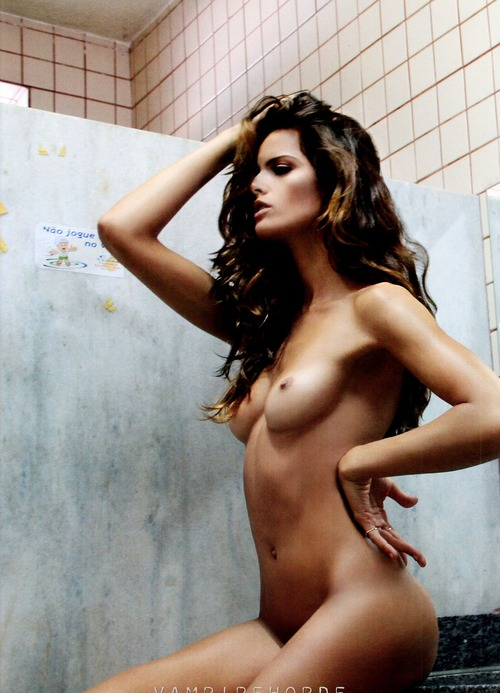 Izabel Goulart Muse Magazine Spring 2012 (4)