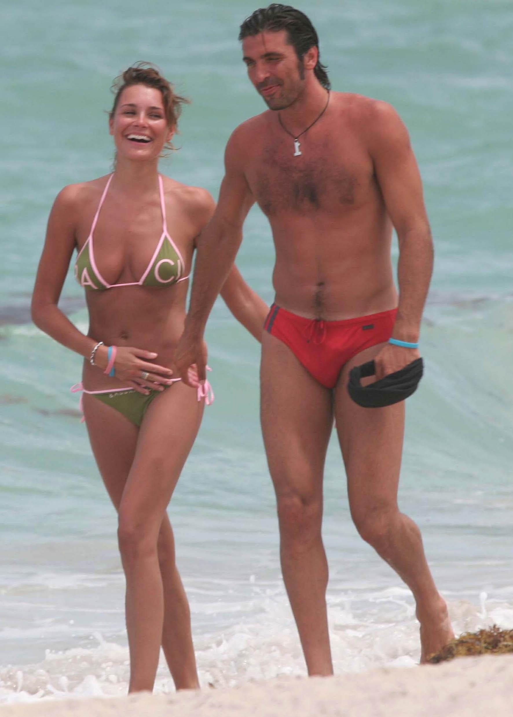 С женой фото на пляже 15 фотография