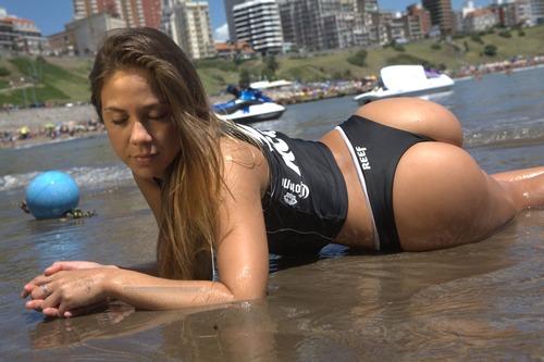 Victoria Alvarez - Miss Reef 2011 Photoshoot 03